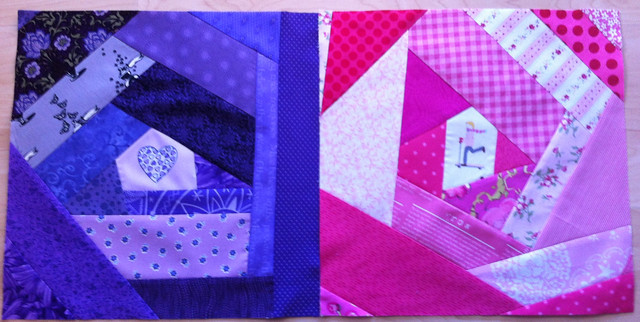 December Crazy Scrappy Blocks