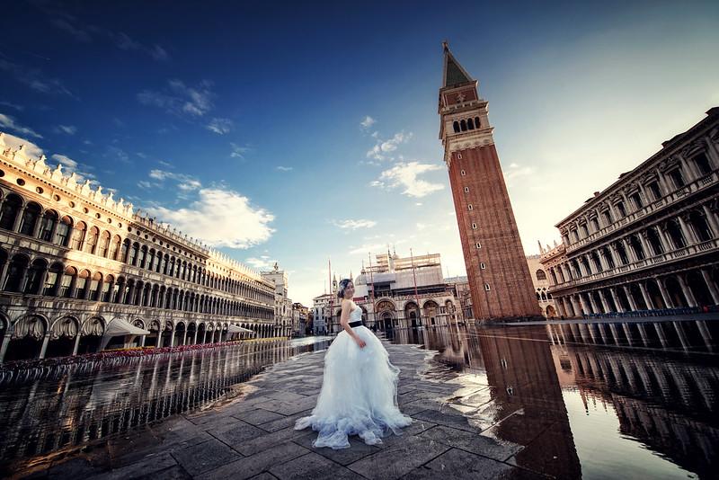 Fine Art, Venice, Donfer Photography, Pre-Wedding, World Tour, 自助婚紗