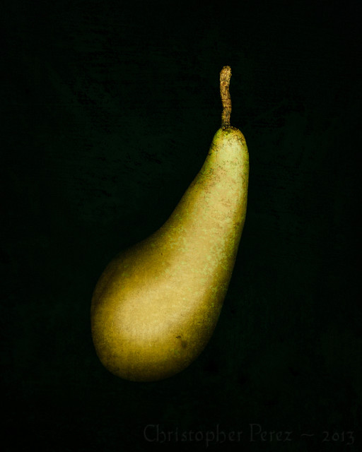 Study in Pear