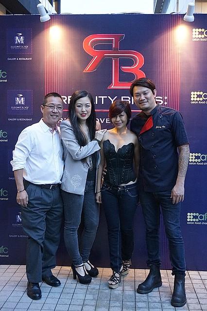 AFC REALITY BITES, martell, celebrity Chefs Sherson Lian & Johnny Fua - elegantology publika-002