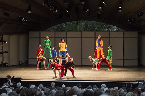 Mark Morris Dance Group performs 'Empire Garden'