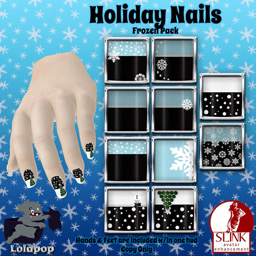 Lolapop-HolidayNails-Frozen-Ad