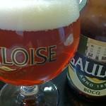 ベルギービール大好き!! ラ・ゴロワーズ・アンバー La Gauloise Ambree