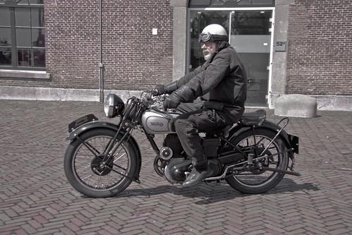 Norton 16H 490cc 1934 (8509)