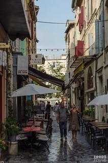 Arles streets