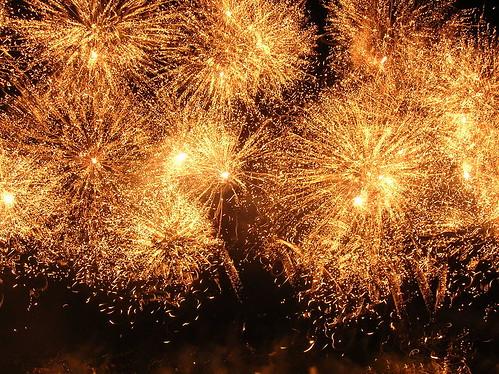 Fireworks Photo courtesy of Wikimedia Commons