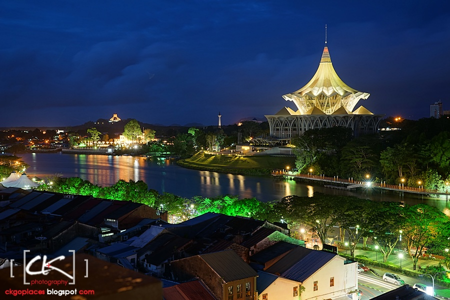 Kuching_Waterfront_20