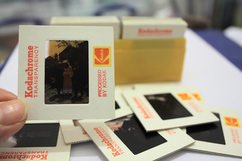 Kodak colour slides
