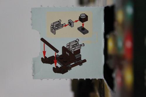 LEGO Star Wars 2013 Advent Calendar (75023) - Day 23 - Jetpack-Powered Sleigh