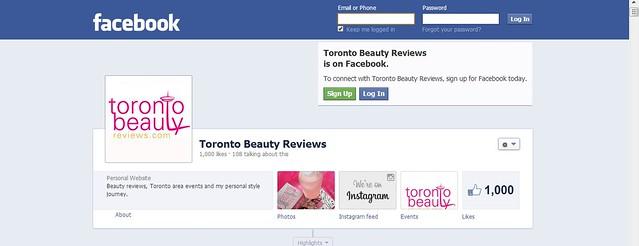 Toronto-Beauty-Reviews-Facebook-1000-likes