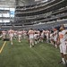 Image Taken at the Cotton Bowl Media Day, Monday, December 30, 2013, AT&T Stadium, Arlington, TX