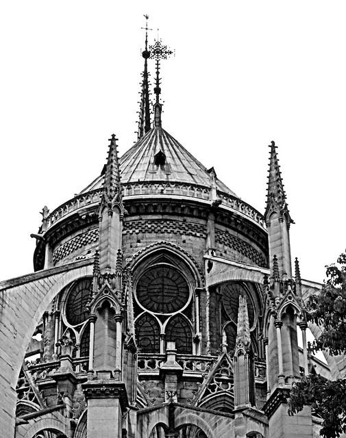 Notre Dame ~ Île de la Cité, Paris