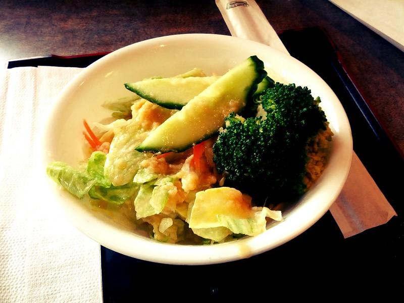 Salad @ Chaya