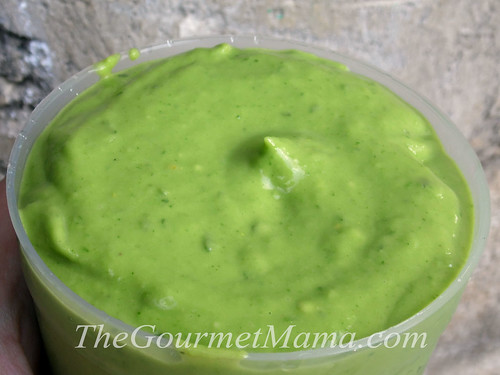 Quick and Easy Avocado Sauce
