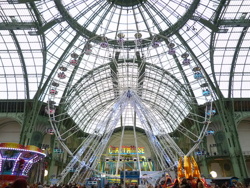 Carnival at the Grand Palais