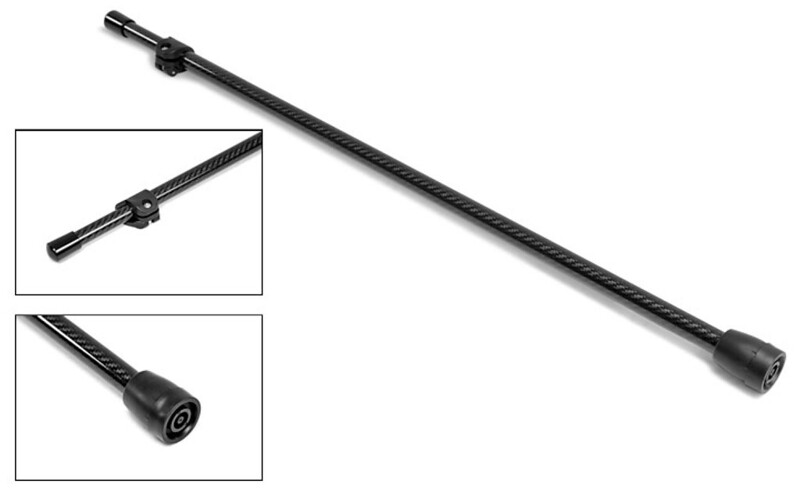new seibon carbon hood  trunk prop rod