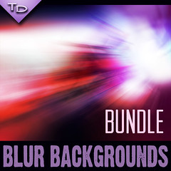 Various blur backgrounds bundle