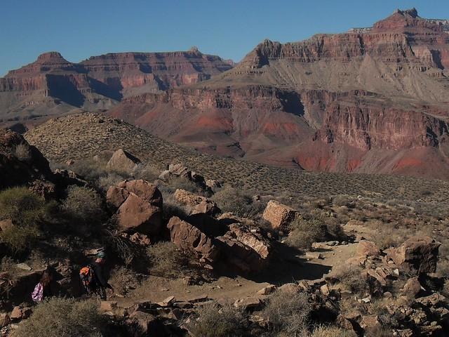 Grand Canyon, Christmas 2013