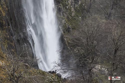 Cascada del Asón