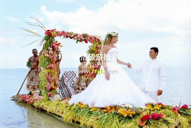 斐济努库巴蒂全包度假酒店(Nukubati Island Resort)婚礼