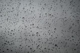 Rain :-(