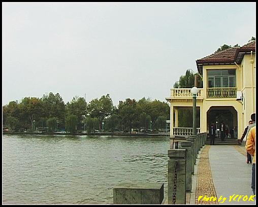 杭州 西湖 (其他景點) - 069 (湖濱路的湖畔)