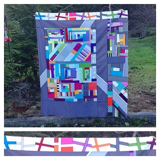 The Traveling Quilts Bee - Jacquie's