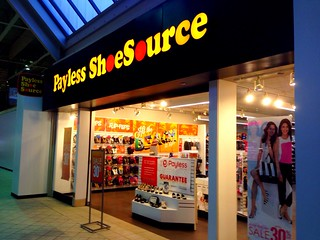 Payless Shoe Source (Valley View Mall)