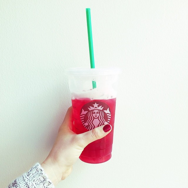 The main reason I look forward to summer: these passion fruit tea lemonades. But they're nice in winter, too.