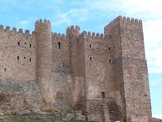 Castillo Parador de Sigüenza (Guadalajara)