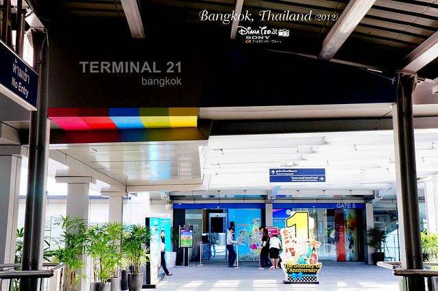 Day 2 Bangkok, Thailand - Terminal 21 01