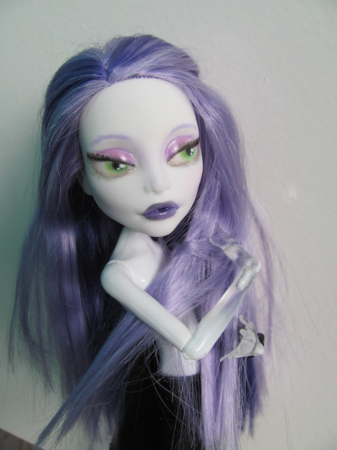 Vos Monster High repeintes, customisées 14055430573_fd54a46894_z