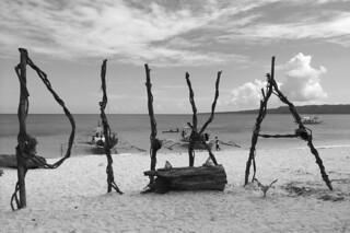 Boracay - Puka beach