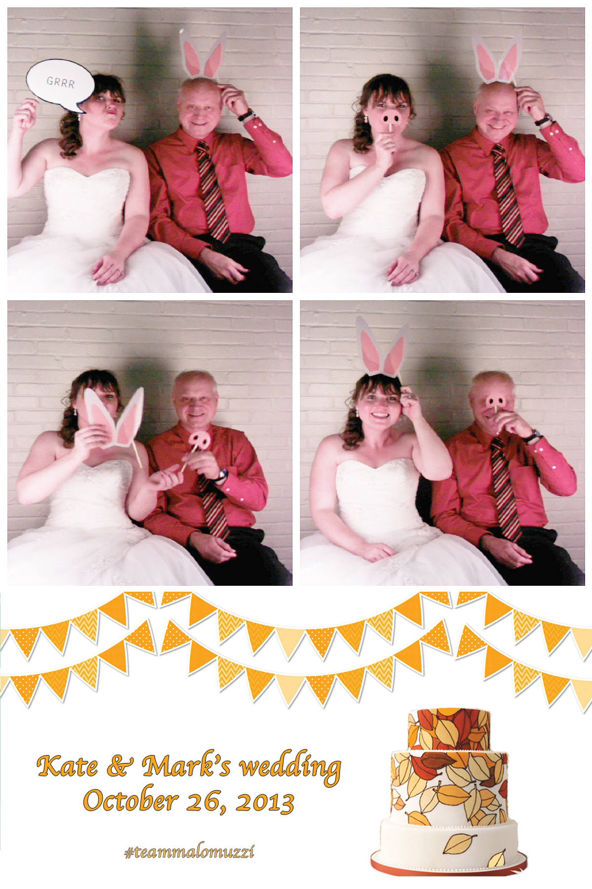 Me&Dad@PhotoBooth