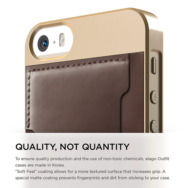 Iphone Champagne Case