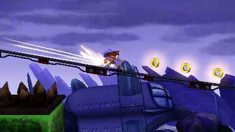 Sonic Boom: Shattered Crystal - E3 Screens