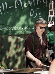 Tom, from the Still Moving DJs