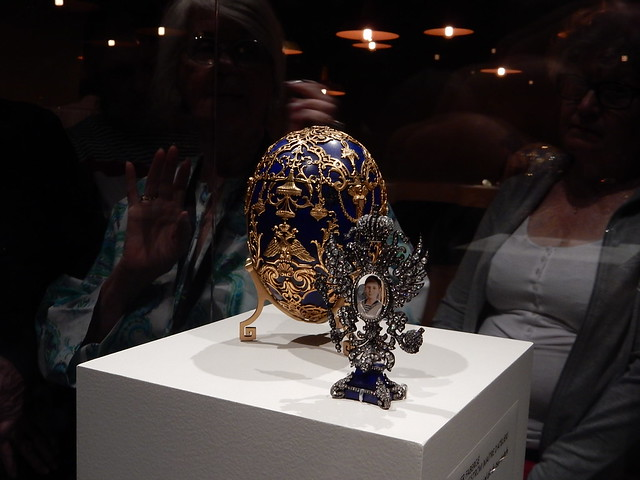 Faberge at MBAM - egg