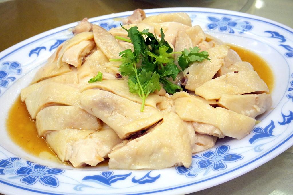 Pow Sing Restaurant: Hainanese Chicken