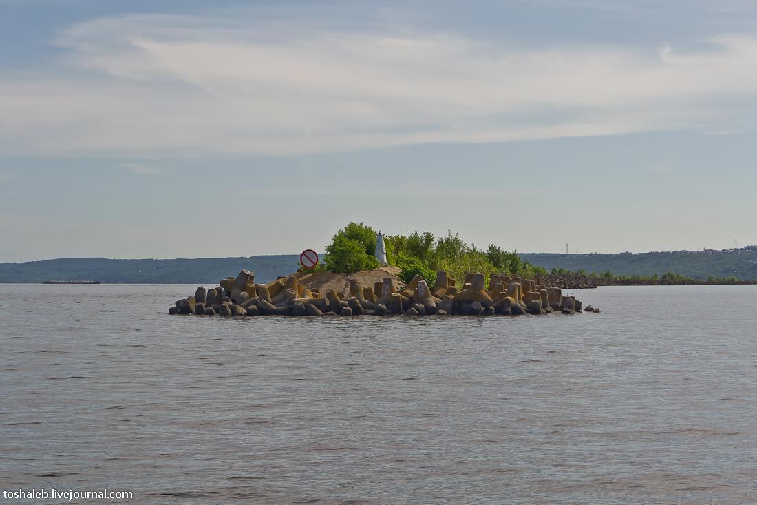 Куйбышевское водохранилище-72