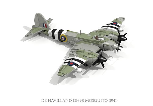 De Havilland DH98 Mosquito (1941)