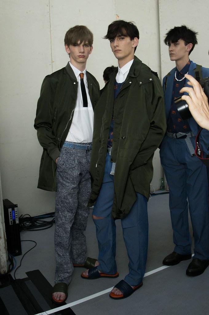 SS15 Paris Krisvanassche231_Erik van Gils, Thibaud Charon, Bartek Sokowiec(fashionising.com)