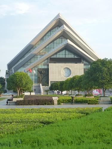 Zhejiang-Shaoxing-Place centrale (45)