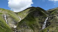 Le CASCATE di SELVAGRANDE (Monti della Laga - Lazio)