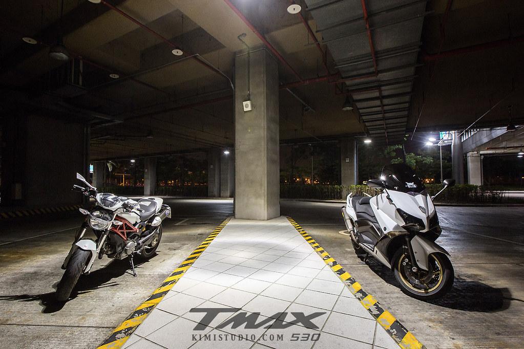 2014 T-MAX 530-145