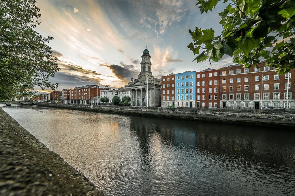 St Paul's Church, Dublin, Ireland picture