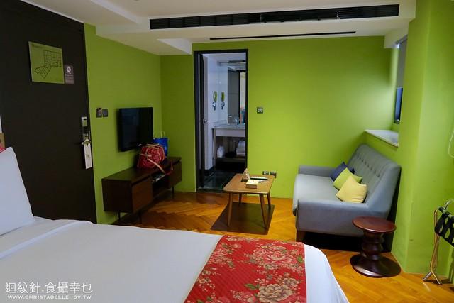 台中 紅點文旅 Reddot Hotel