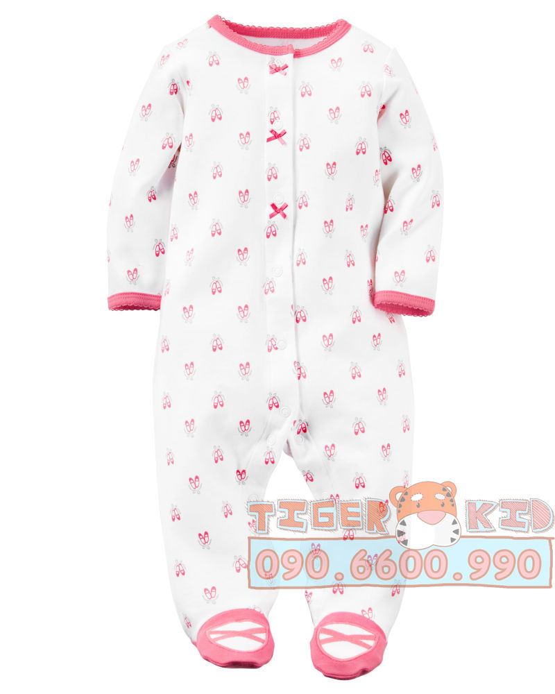 22754606308 0b05287552 o Sleepsuit nhập Mỹ size 6M;9M