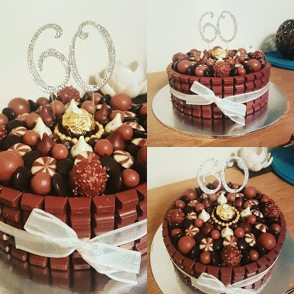 Chocolate Cake by Michelle Murton