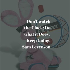 Don't watch the Clock; Do what it Does. Keep Going. -Sam Levenson ... Work #darktodark #suntosunisforemployees #successhabbits check out www.lifeinvestmentsolutions.com